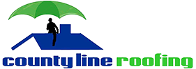 County Line Roofing Logo
